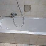 Wannentausch ohne Fliesenschaden: Badewanne Nachher